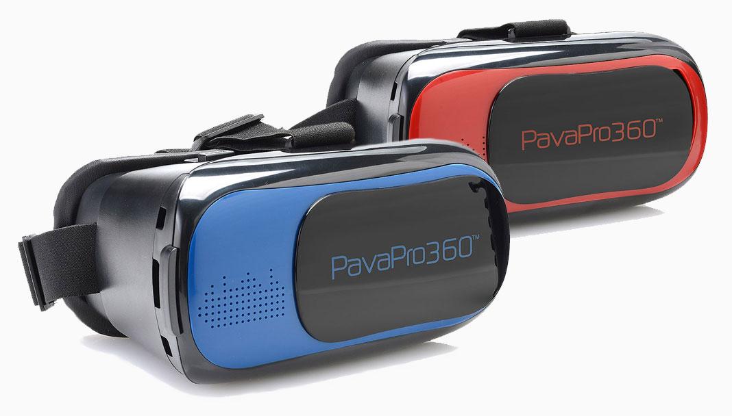 pavapro 360 red blue