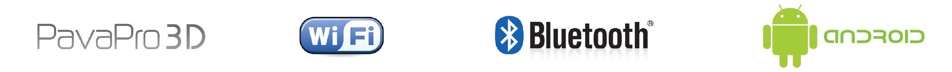 pavapro 3d logos